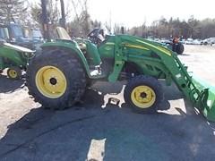 Tractor For Sale 2004 John Deere 4720 , 58 HP