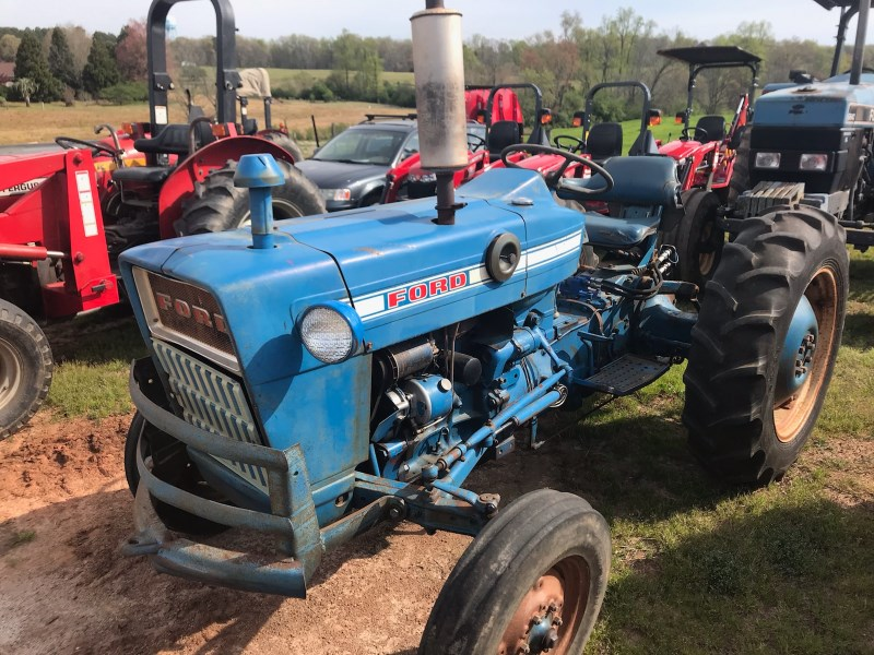 1972 Ford 2000 Tractor For Sale