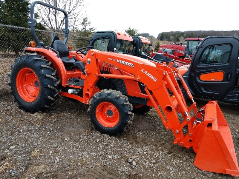 2016 Kubota MX5800HST Tractor For Sale