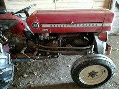 Tractor For Sale 1976 Massey Ferguson 135 , 45 HP