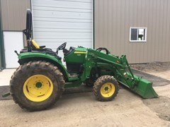 Tractor For Sale 2015 John Deere 4066R , 66 HP