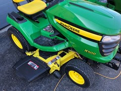 Riding Mower For Sale John Deere X 500 , 25 HP
