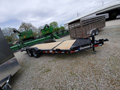 Equipment Trailer For Sale 2019 Diamond C HDT207L20X82
