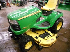Lawn Mower For Sale 2008 John Deere X720 , 27 HP