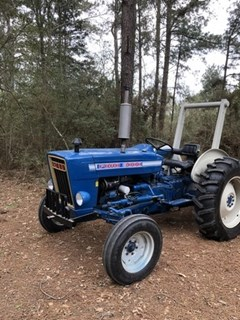 Tractor For Sale 1974 Ford 3000 , 47 HP