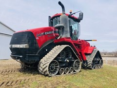 Tractor For Sale 2015 Case IH Steiger 540 QuadTrac , 550 HP