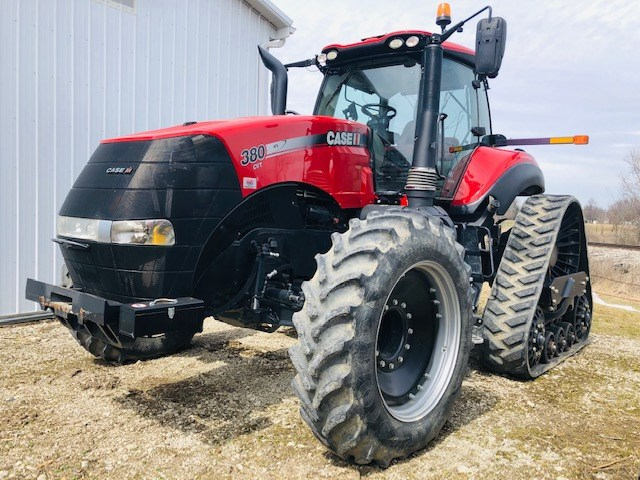 2015 Case IH Magnum 380 RowTrac Tractor For Sale