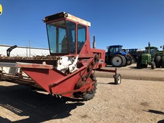 Windrower-Self Propelled For Sale 1984 International 5000