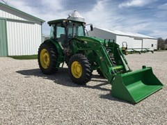 Tractor For Sale 2014 John Deere 6130D , 130 HP