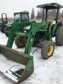 Tractor For Sale 1998 John Deere 5210 , 45 HP