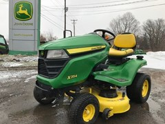 Lawn Mower For Sale 2017 John Deere X354 , 18 HP
