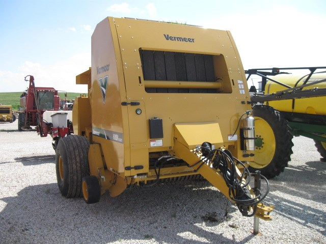 2016 Vermeer 605N Baler-Round For Sale