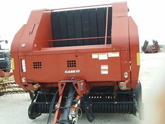 Baler-Round For Sale:  2008 Case IH RB564