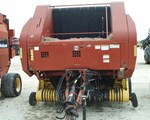 Baler-Round For Sale: 2007 New Holland BR7090