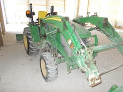 Tractor For Sale 2015 John Deere 3046R , 46 HP