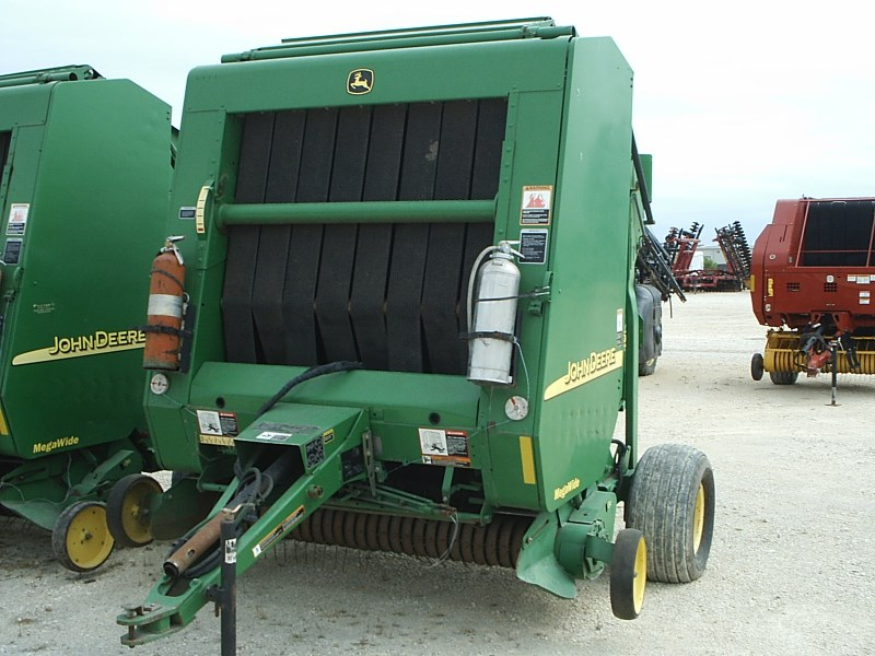 2003 John Deere 567 Baler-Round For Sale » Williamson County