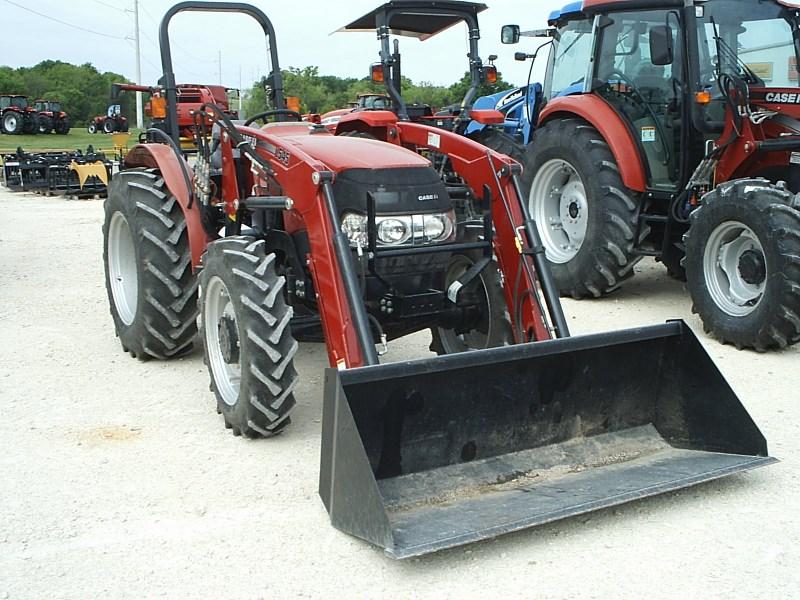 2016 Case IH Farmall 60A Tractor For Sale