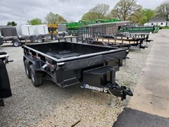 Dump Trailer For Sale 2019 Diamond C EDM252L12X77