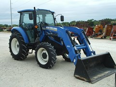 Tractor For Sale:  2013 New Holland T4.75 , 75 HP