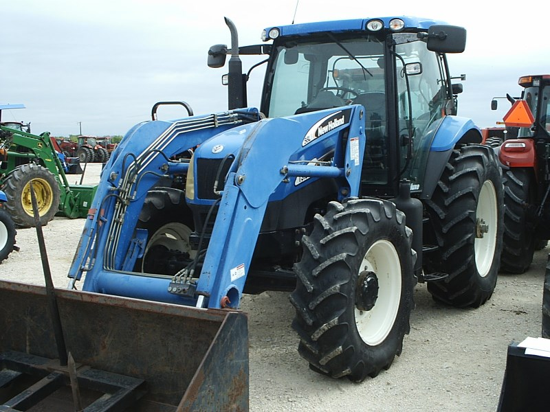2006 New Holland TS135A Tractor For Sale