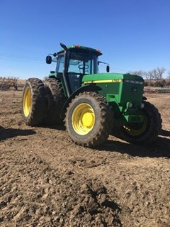Tractor For Sale 1994 John Deere 4760 , 175 HP