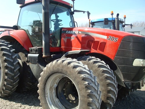 Tractor For Sale:  2008 Case IH 305