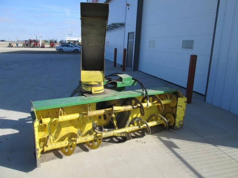 John Deere 275 Snow Blower For Sale