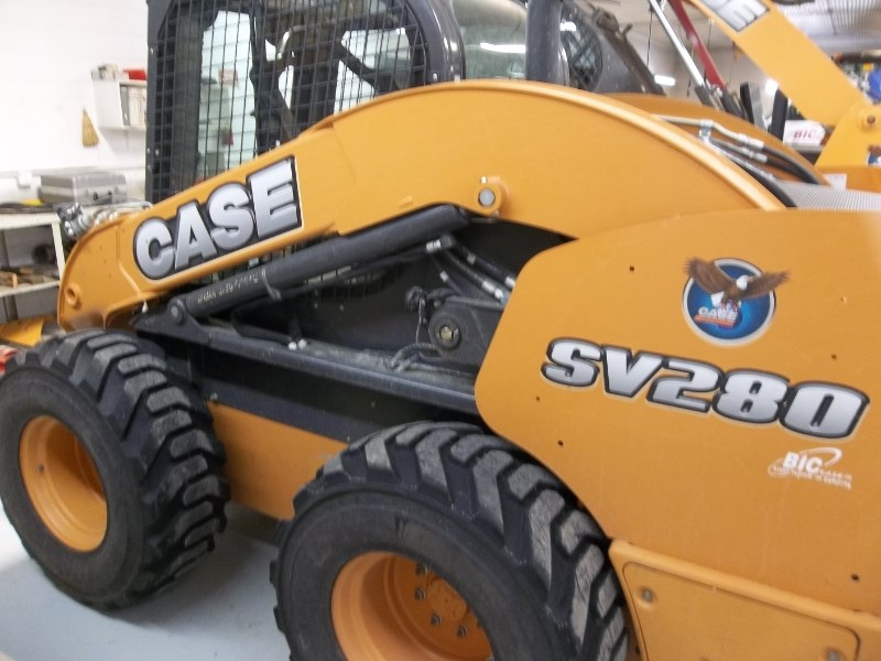 2017 Case SV280 Skid Steer For Sale