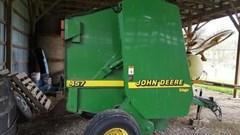 Baler-Round For Sale 2001 John Deere 457