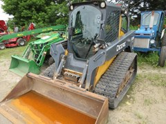 Skid Steer-Track For Sale 2013 John Deere 323D
