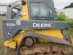 Skid Steer-Track For Sale 2012 John Deere 323D