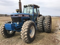 Tractor For Sale 1995 Ford 8630 , 160 HP