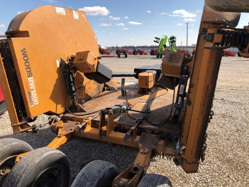 2009 Woods BW1800Q Rotary Cutter For Sale
