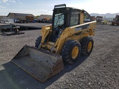 Skid Steer For Sale 2008 John Deere 328