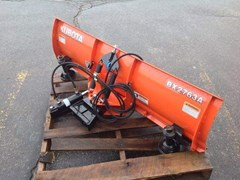 Blade Front For Sale:  2018 Kubota BX2763A