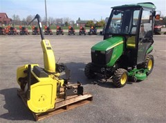 Tractor For Sale:  2011 John Deere 1023E , 23 HP