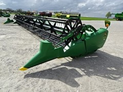 Header-Draper/Flex For Sale 2014 John Deere 640FD