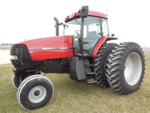 Tractor For Sale:  1998 Case IH MX170 , 145 HP