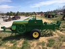 Baler-Square For Sale:  2017 John Deere 338