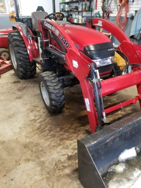 2013 Case IH FARMALL 30B Tractor For Sale