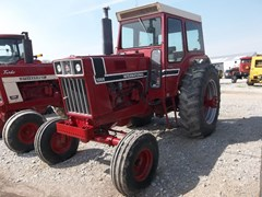 Tractor For Sale 1971 International 1066 , 140 HP