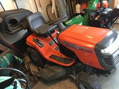 Lawn Mower For Sale 2002 Husqvarna YTH1542XP , 15 HP
