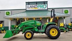 Tractor For Sale 2004 John Deere 4410 , 35 HP