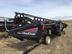 Header For Sale 2011 MacDon D60-35