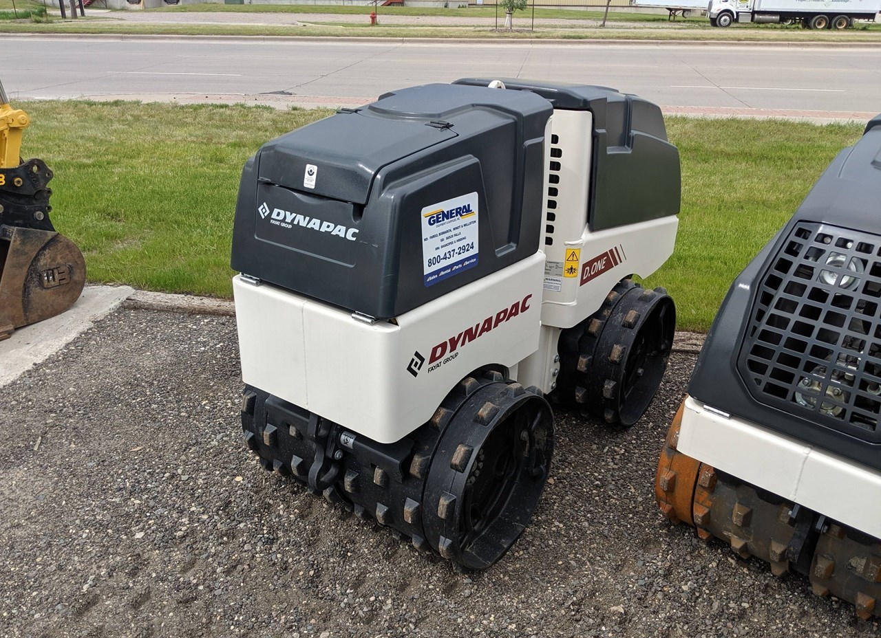 2019 Dynapac D_ONE Compactor For Sale