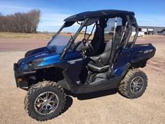 Utility Vehicle For Sale 2012 Can-Am COMMANDER 1000 LTD BLUE SKU# 6GCA