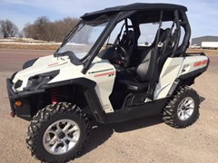Utility Vehicle For Sale 2015 Can-Am 2015 COMMANDER XT 800 WHITE