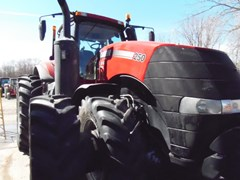 Tractor - Row Crop For Sale 2014 Case IH 250 , 205 HP
