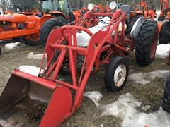 Tractor For Sale:  1946 Ford 2N , 23 HP