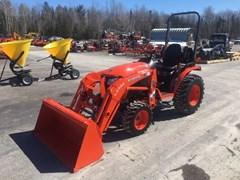 Tractor For Sale:  2018 Kubota B2301HSD , 23 HP